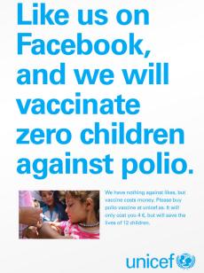 UNICEFSwedenantiFBlikes