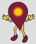 Markie - the Mark It Day mascot