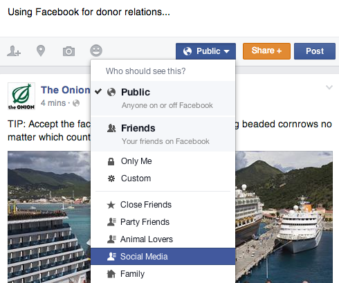 how to get personal details from facebook